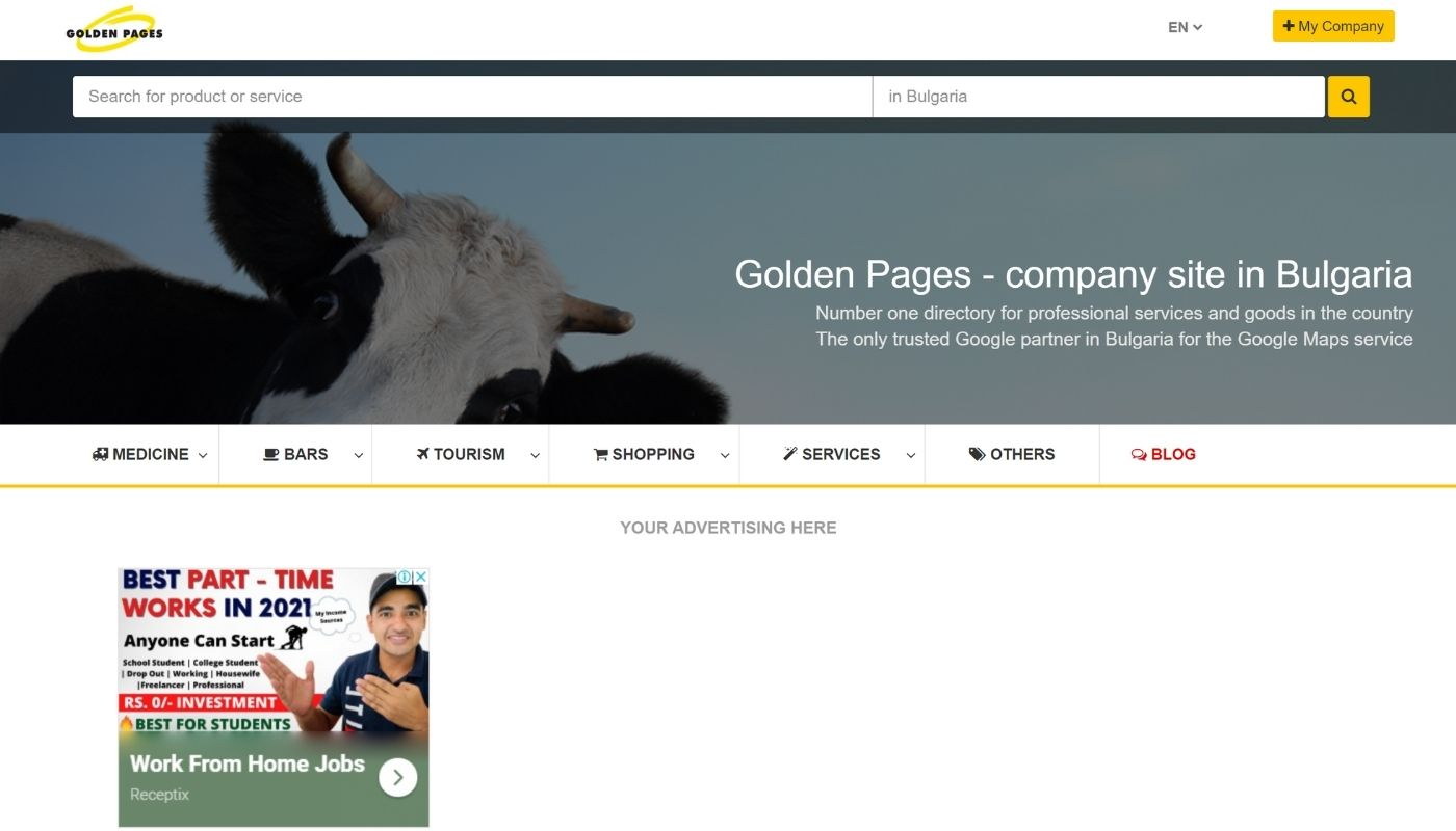 42) Golden Pages