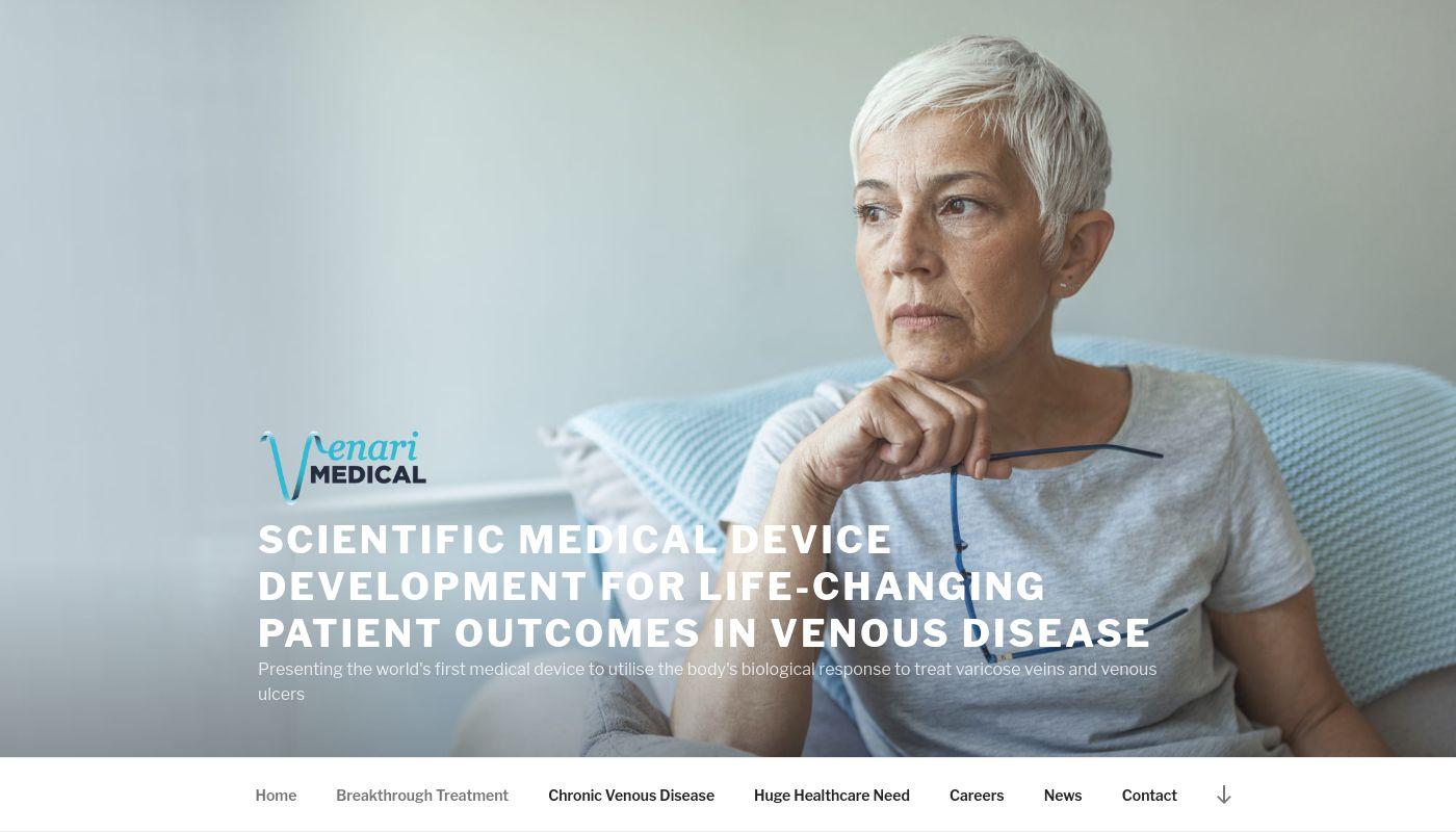 3) Venari Medical