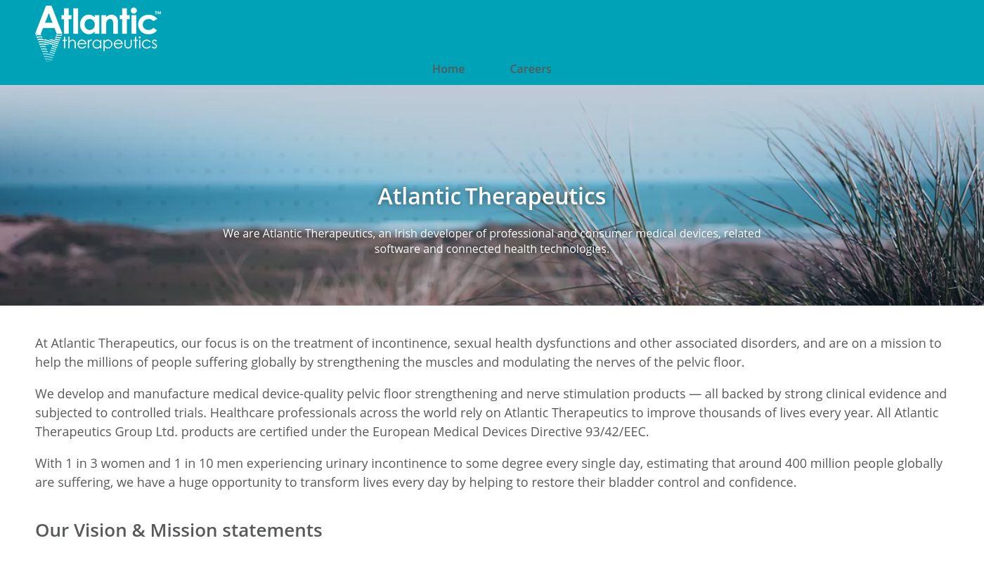 5) Atlantic Therapeutics
