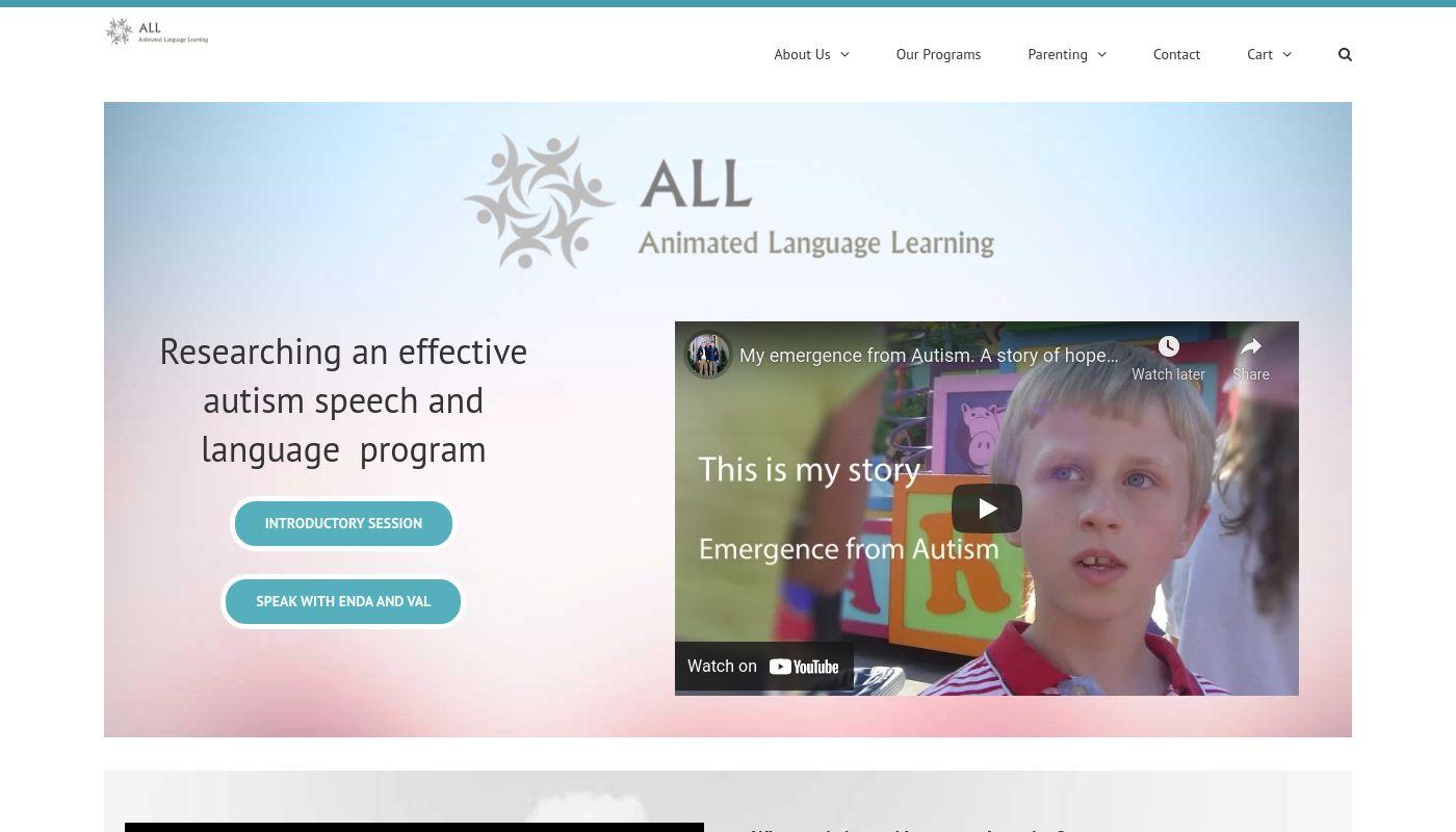 28) Animated Language Learning