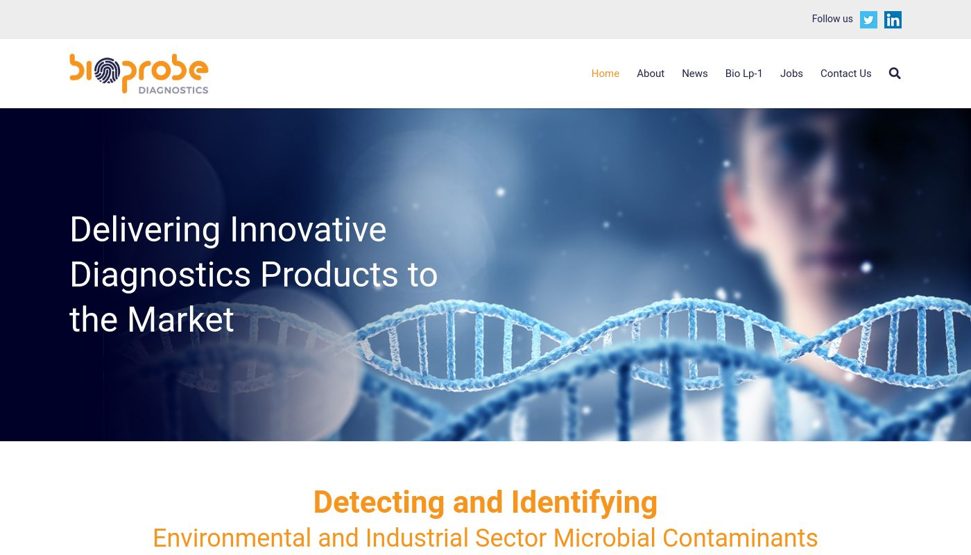 29) BioProbe Diagnostics