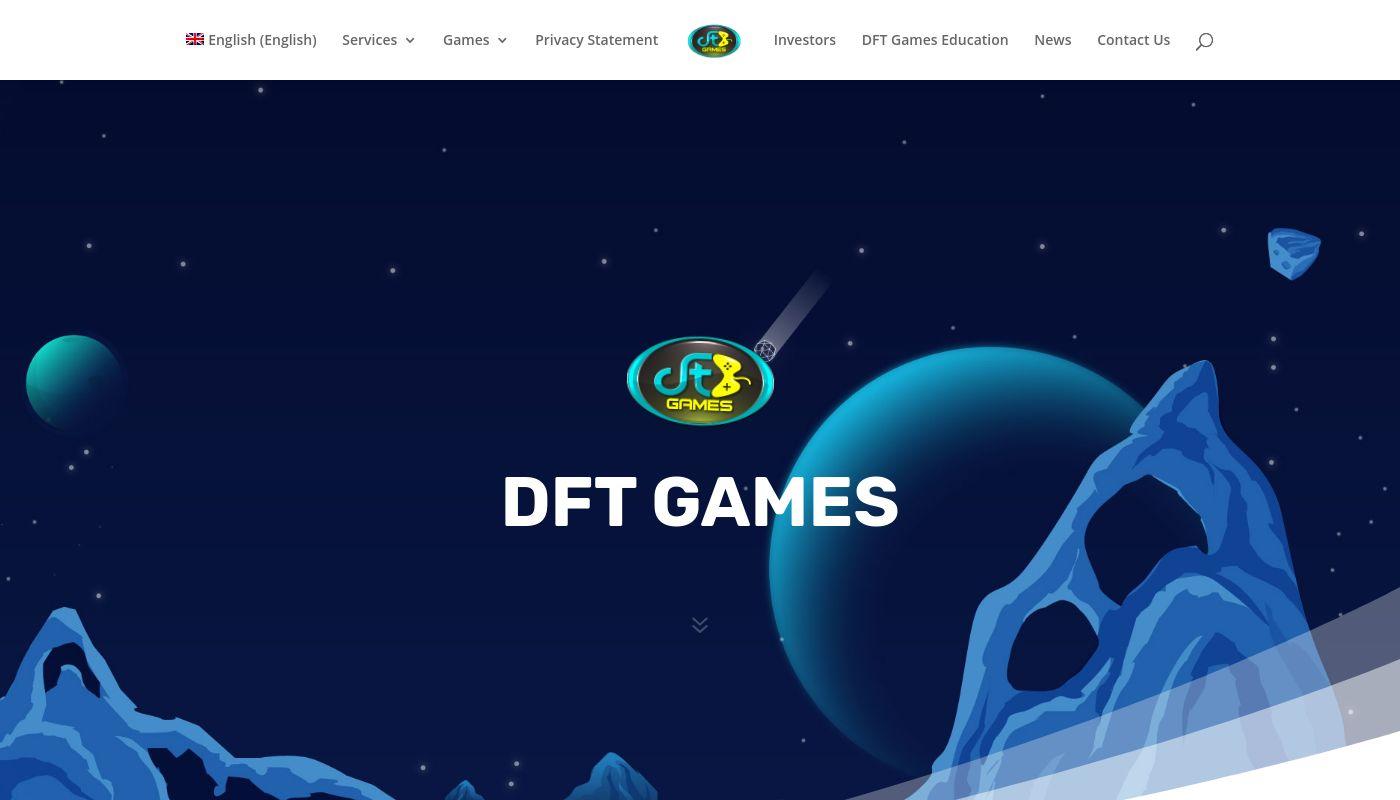 54) DFT Games