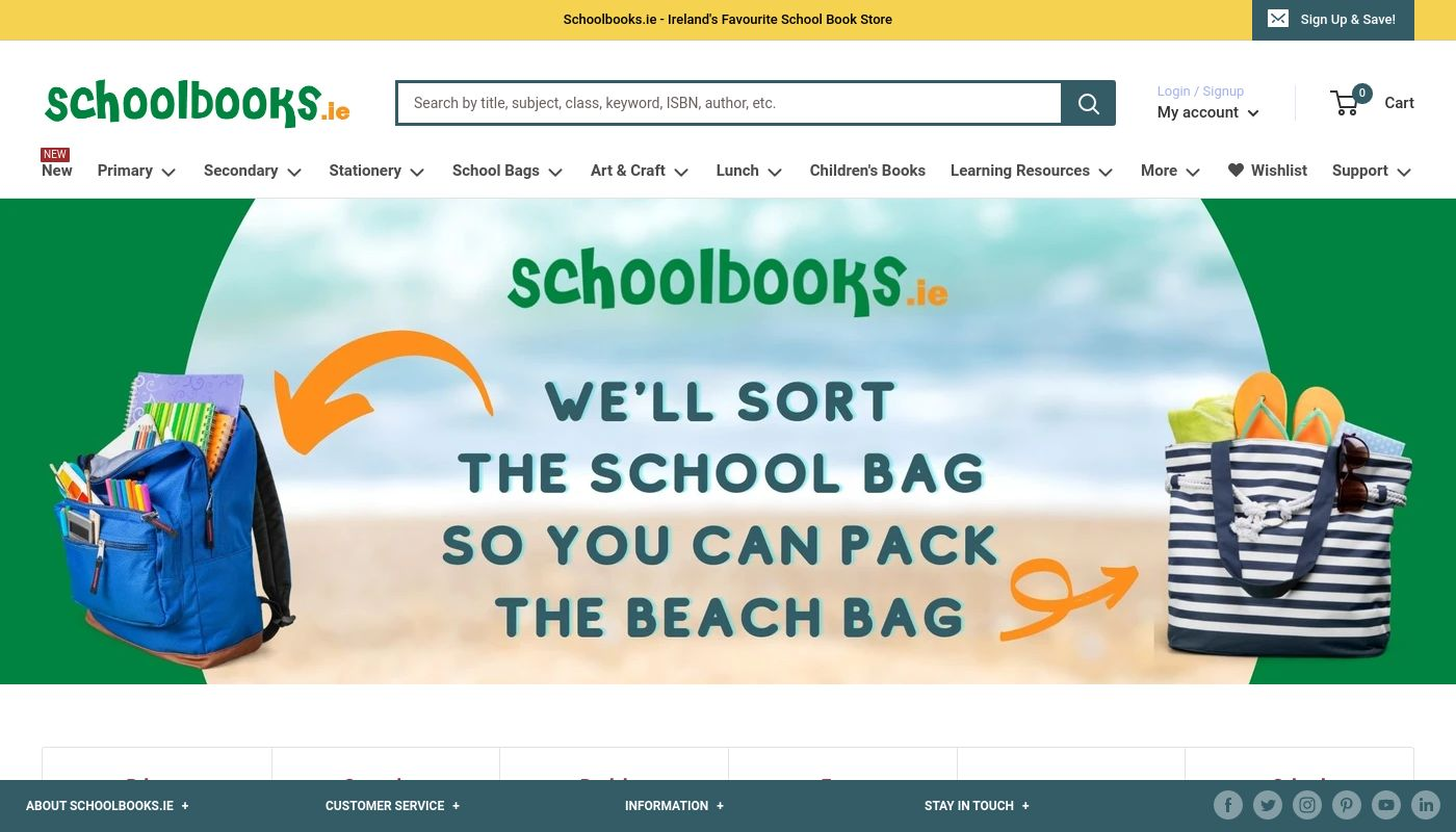 62) Schoolbooks.ie