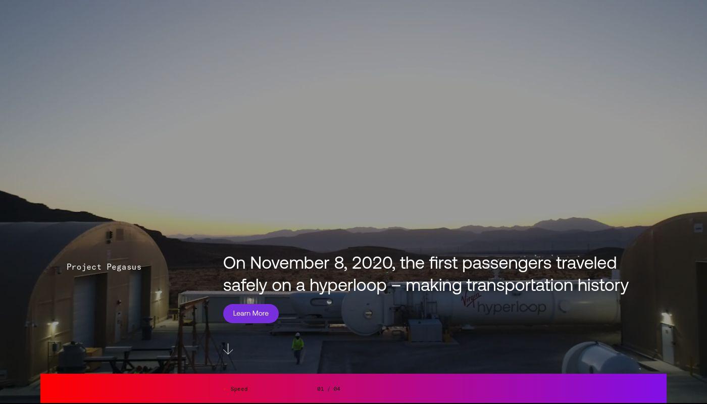 68) Virgin Hyperloop