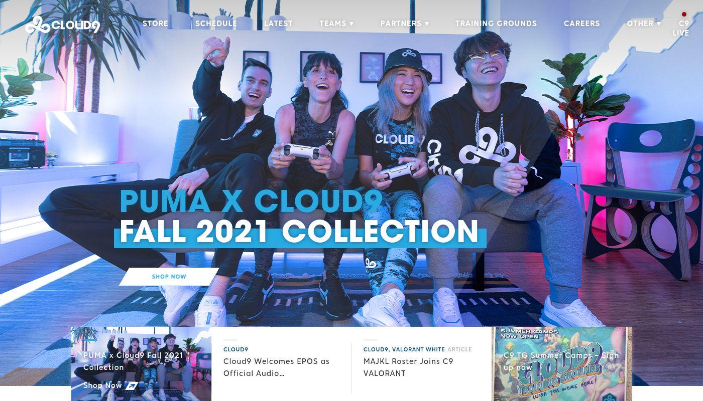 23) Cloud9