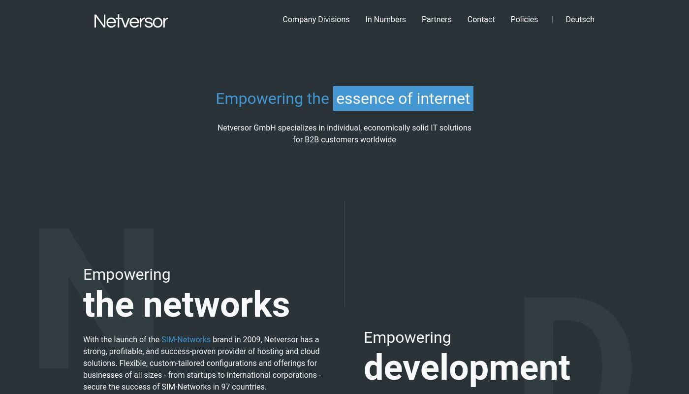 40) Netversor