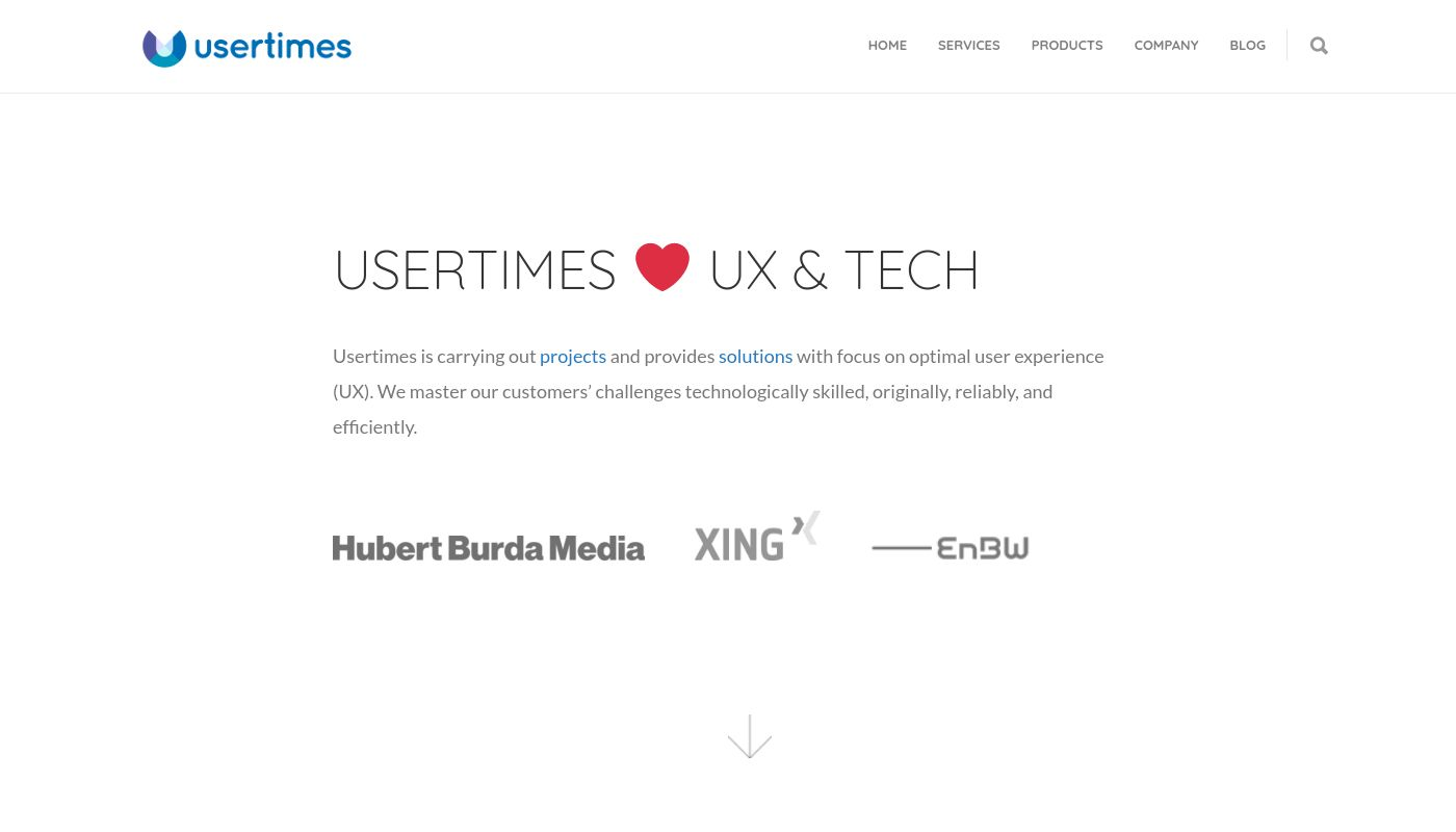 35) Usertimes Solutions