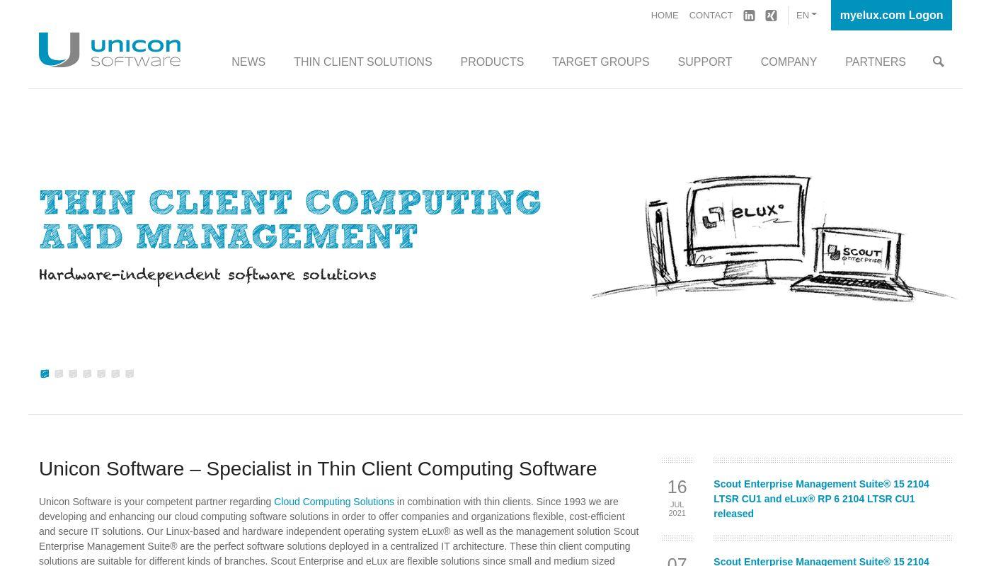 45) Unicon Software