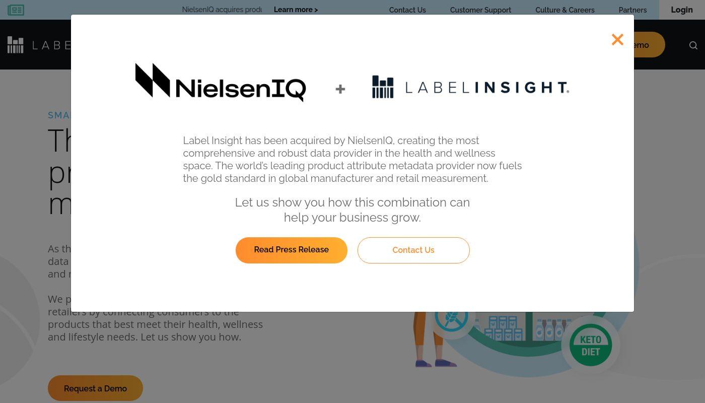 82) Label Insight