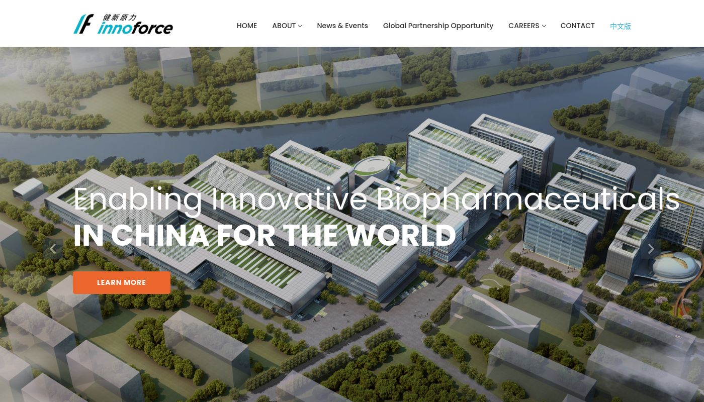 51) Innoforce Pharmaceuticals