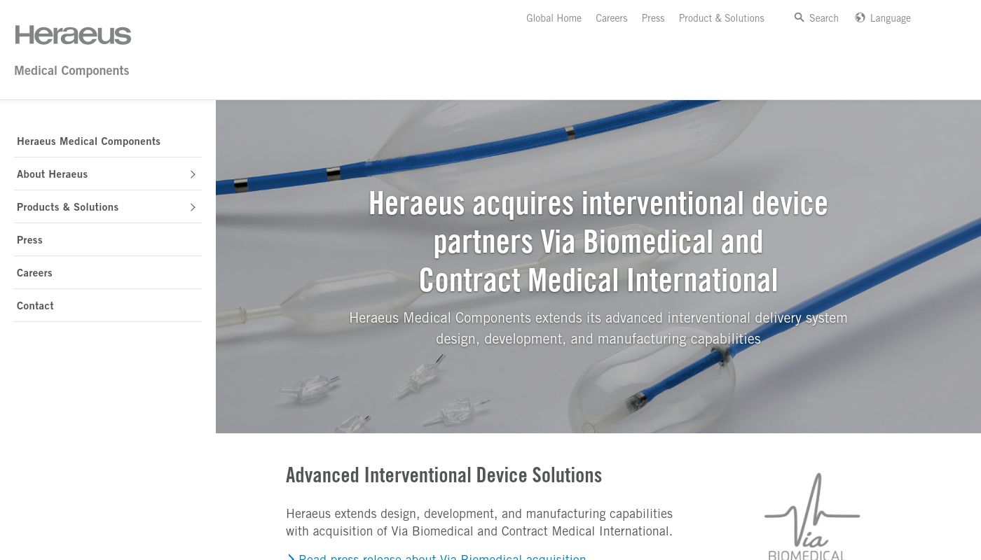 33) Contract Medical International