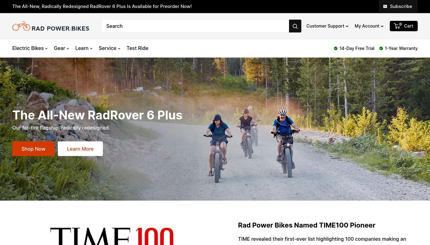30) Rad Power Bikes