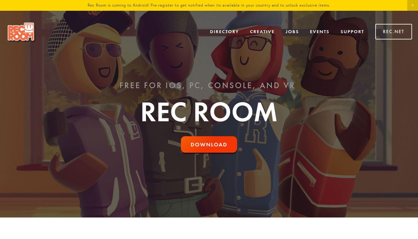 37) Rec Room