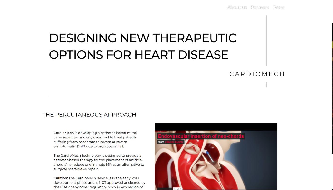 3) CardioMech