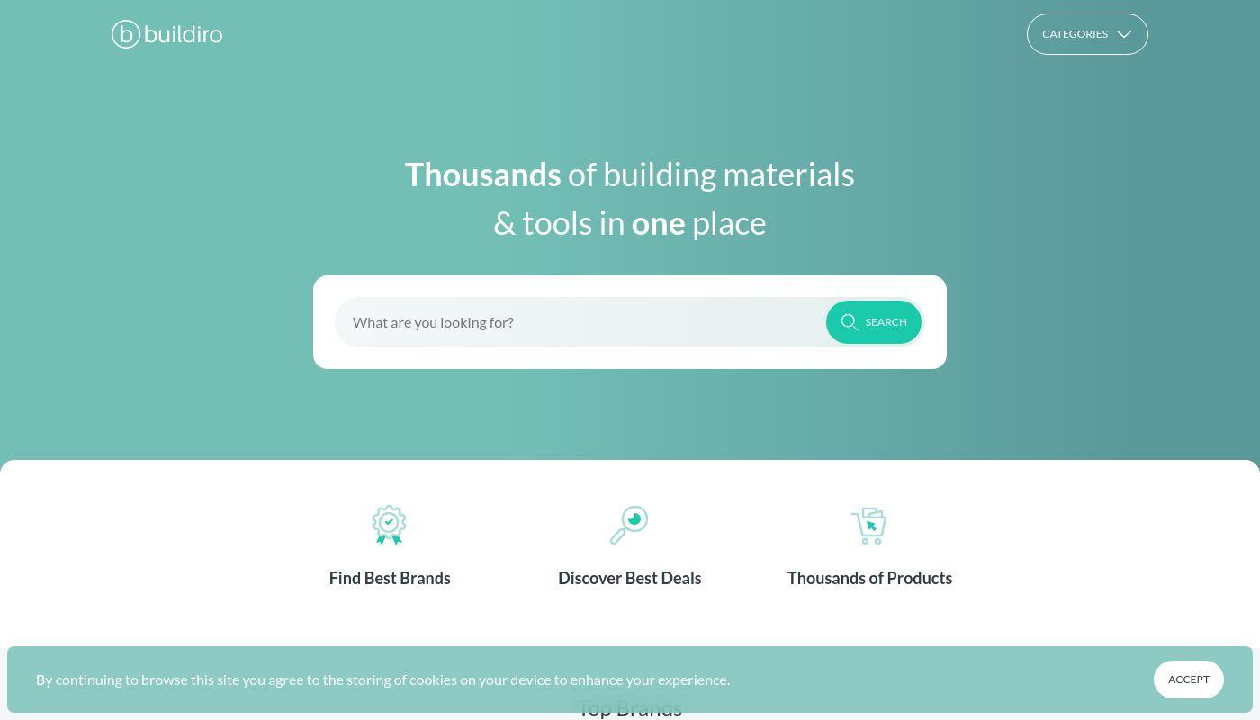 11) Buildiro Tech