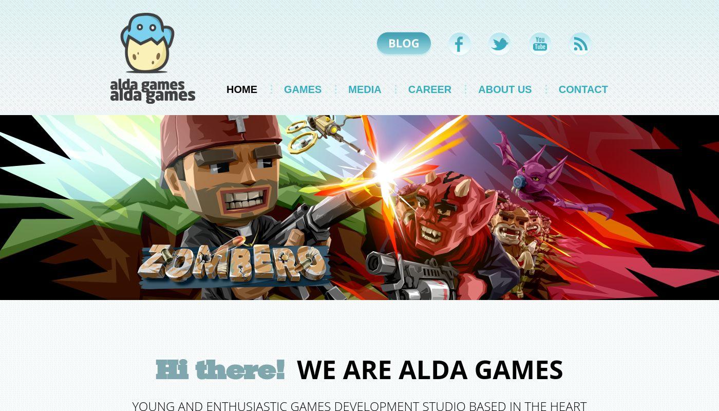 27) Alda Games