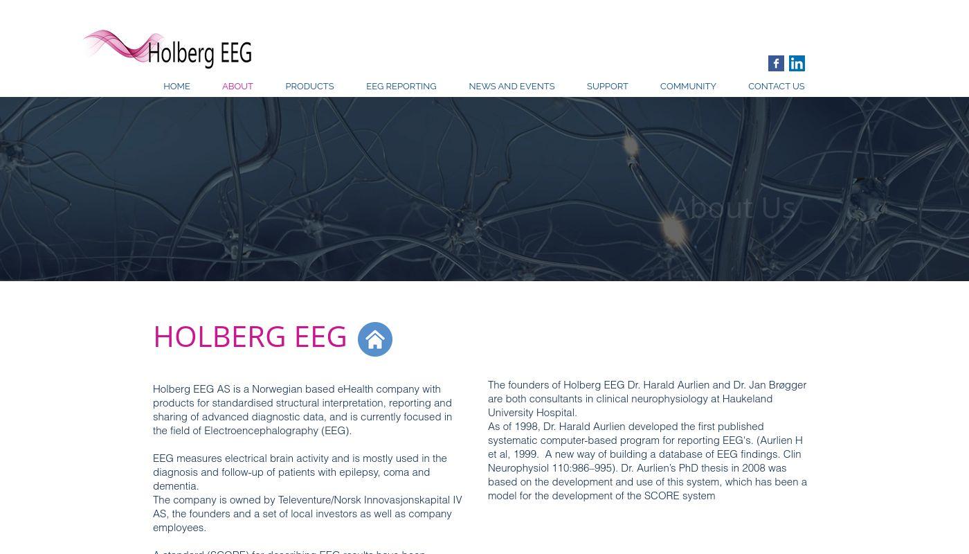 13) Holberg EEG