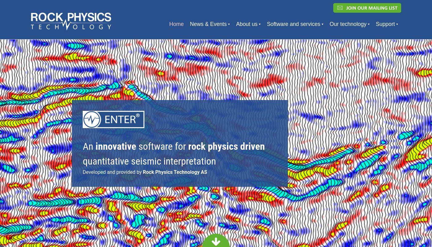 44) Rock Physics Technology