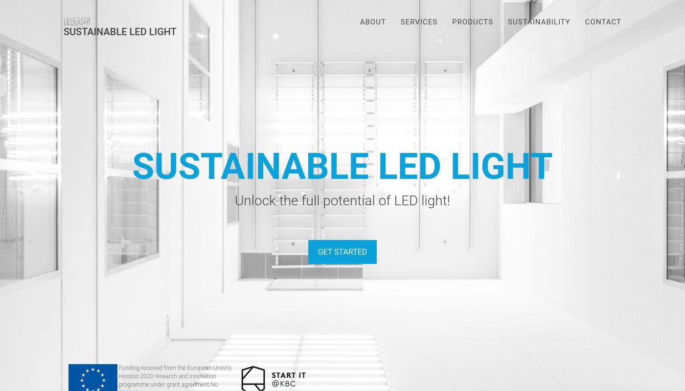 148) Sustainable LED Light