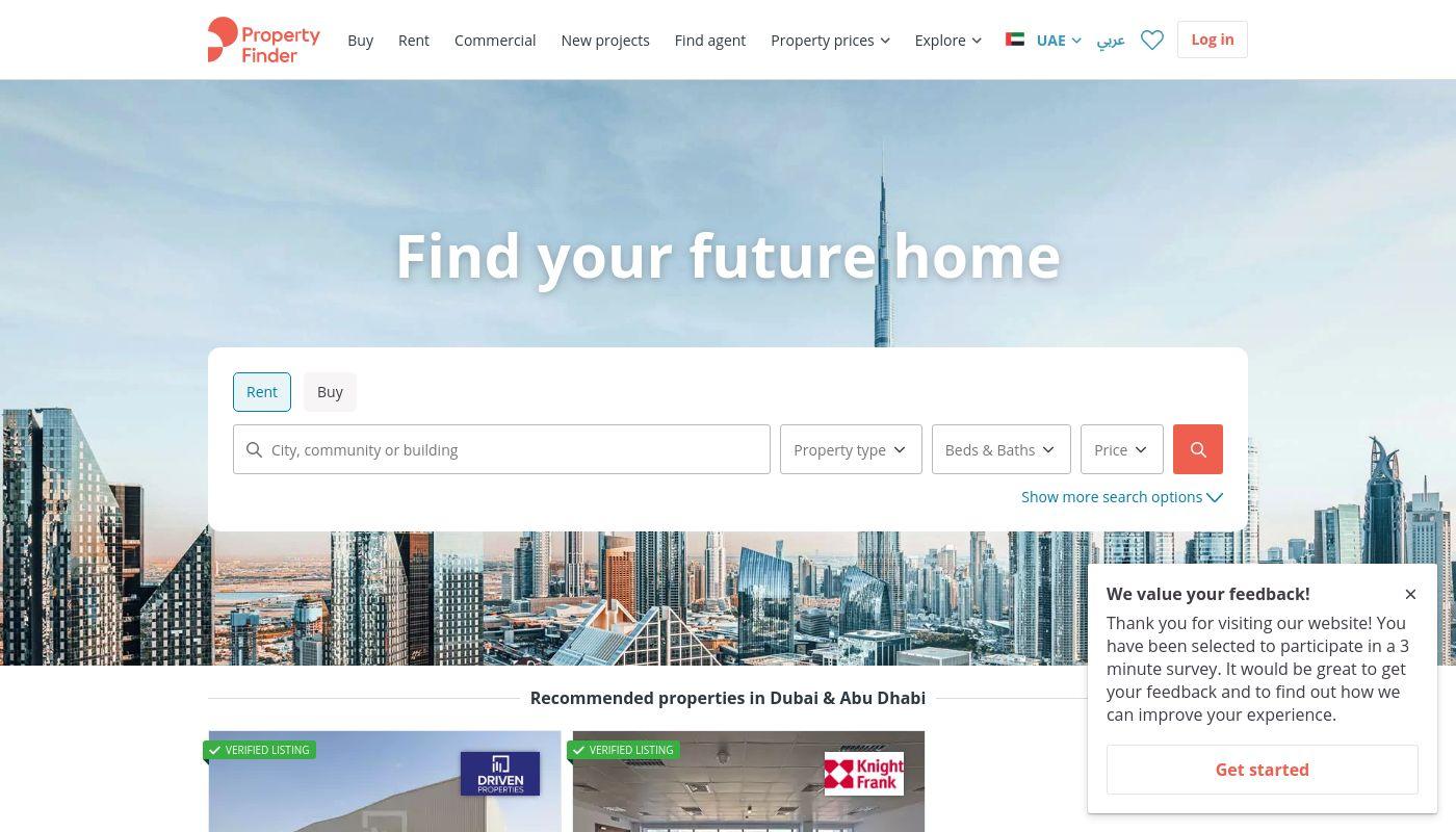 59) Property Finder