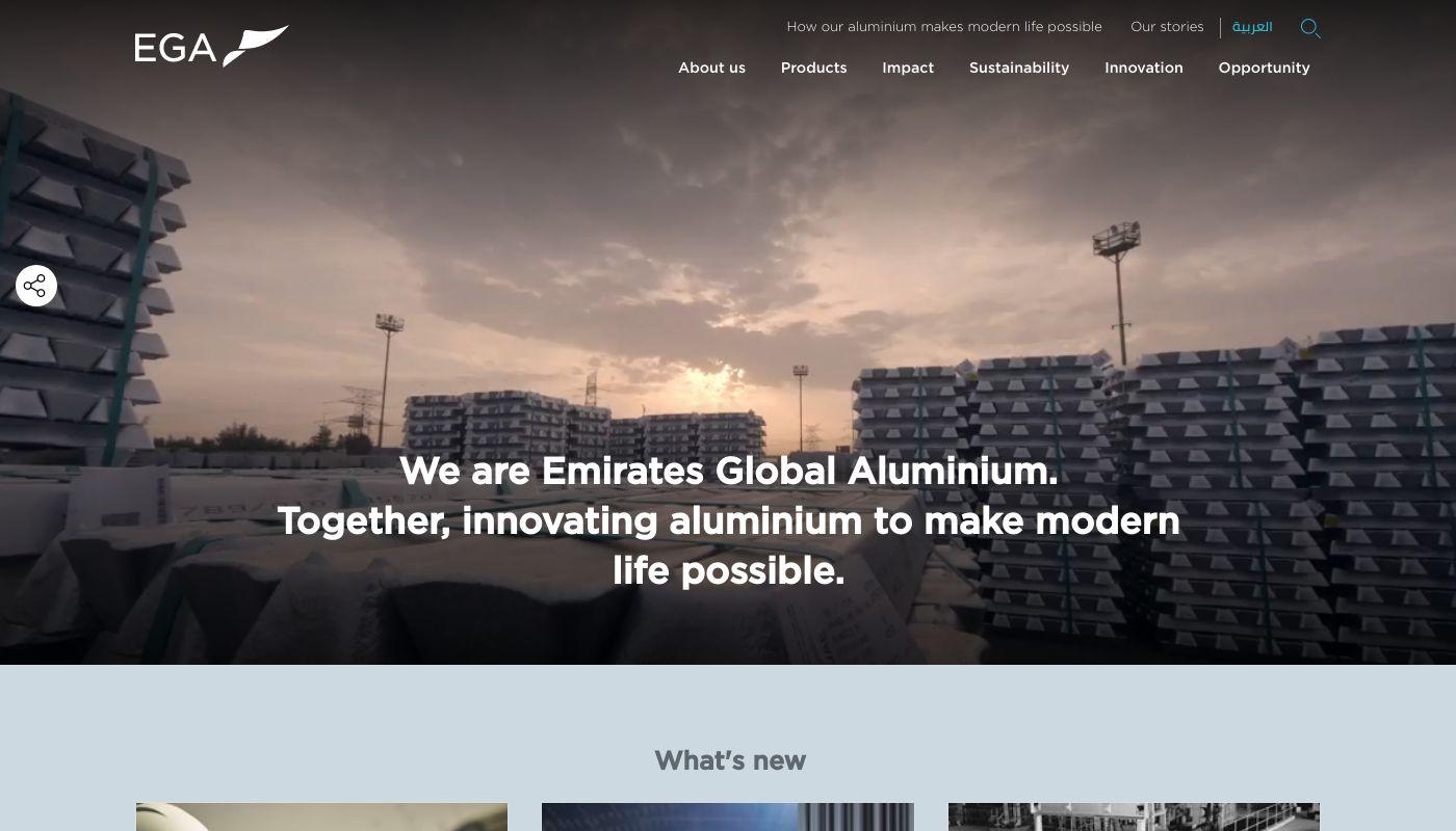 14) Emirates Global Aluminium