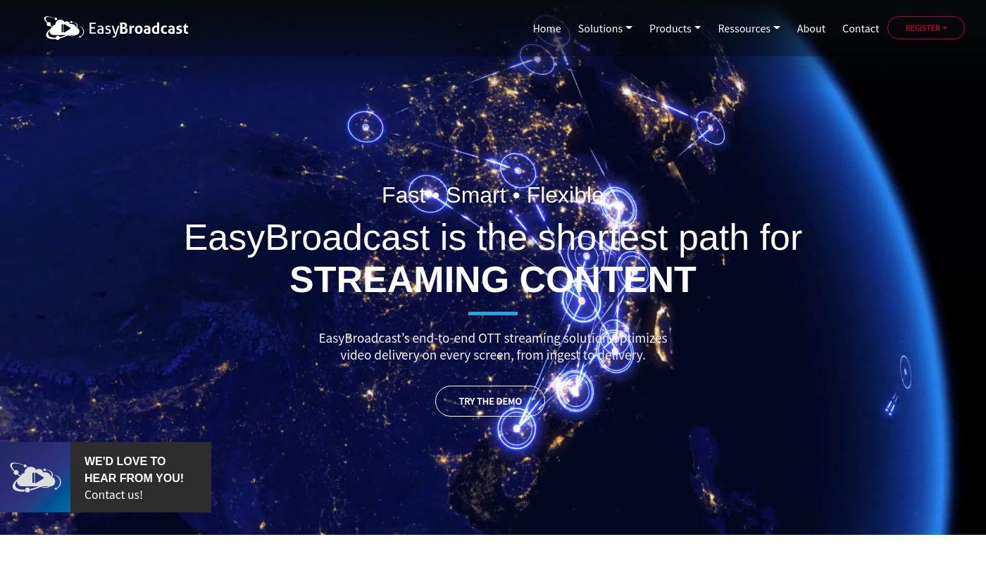 10) EasyBroadcast