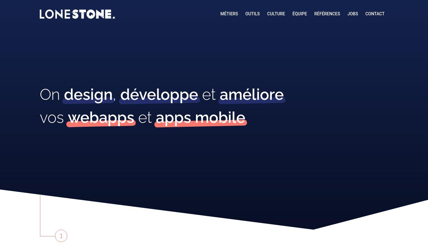 36) Lone Stone Studio