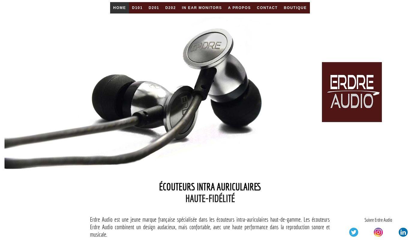 37) Erdre Audio
