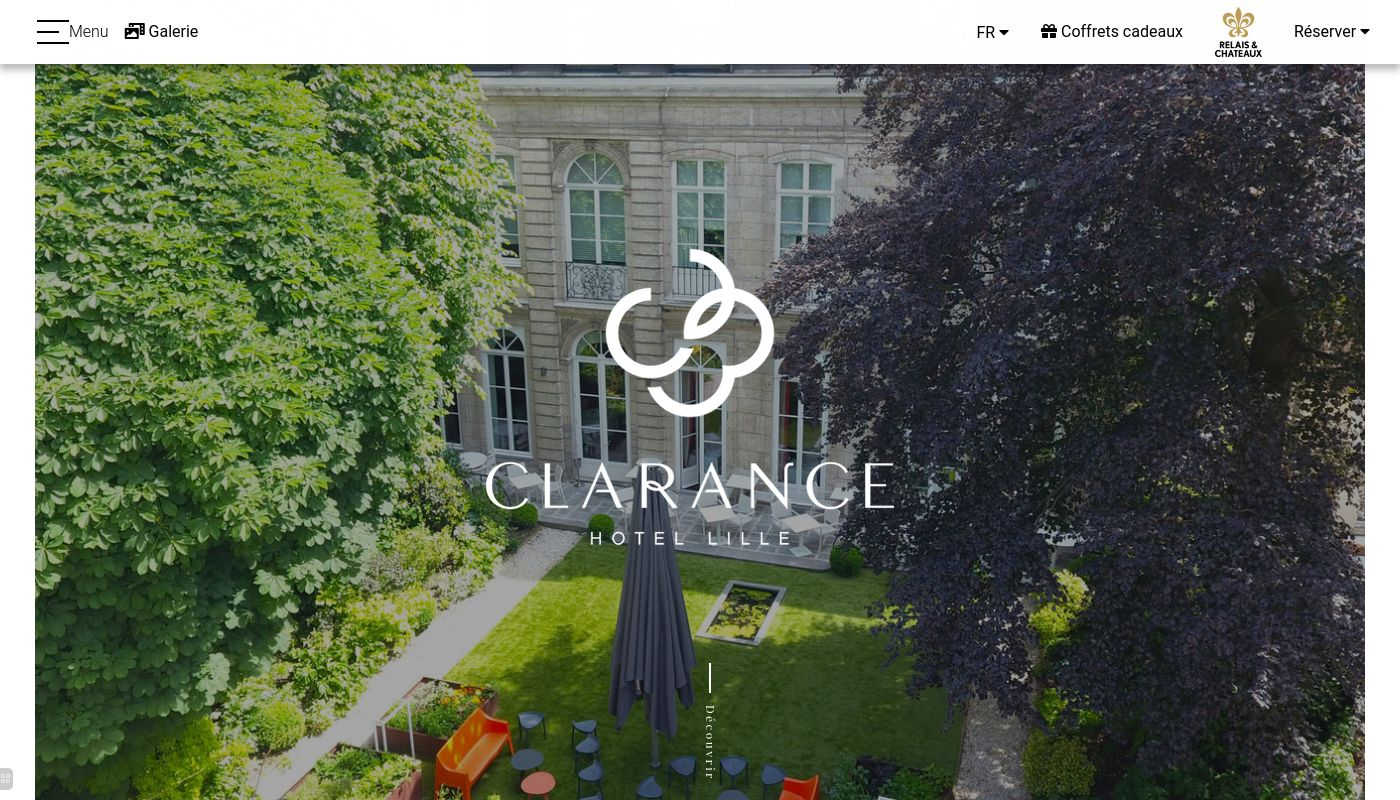 19) Clarance Hotel