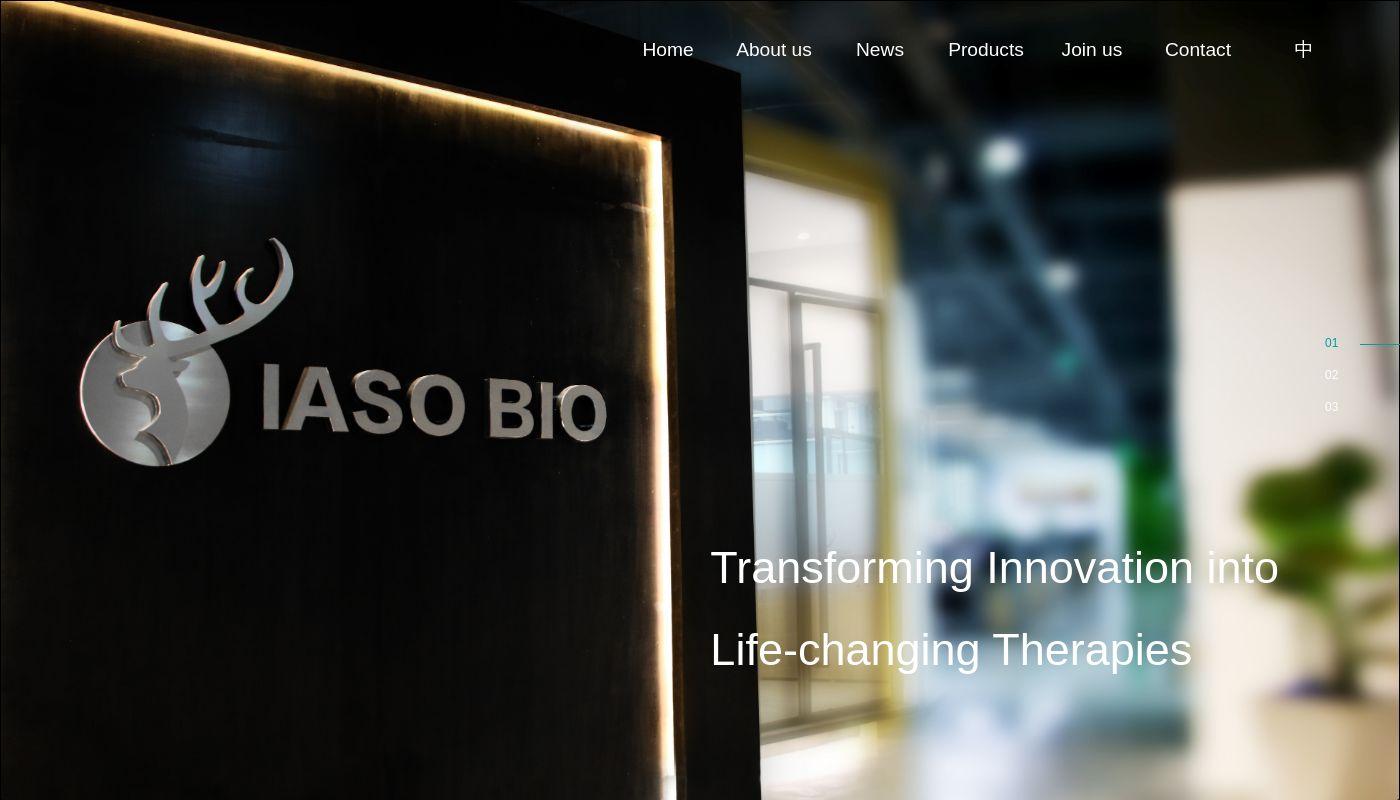 12) IASO Biotherapeutics