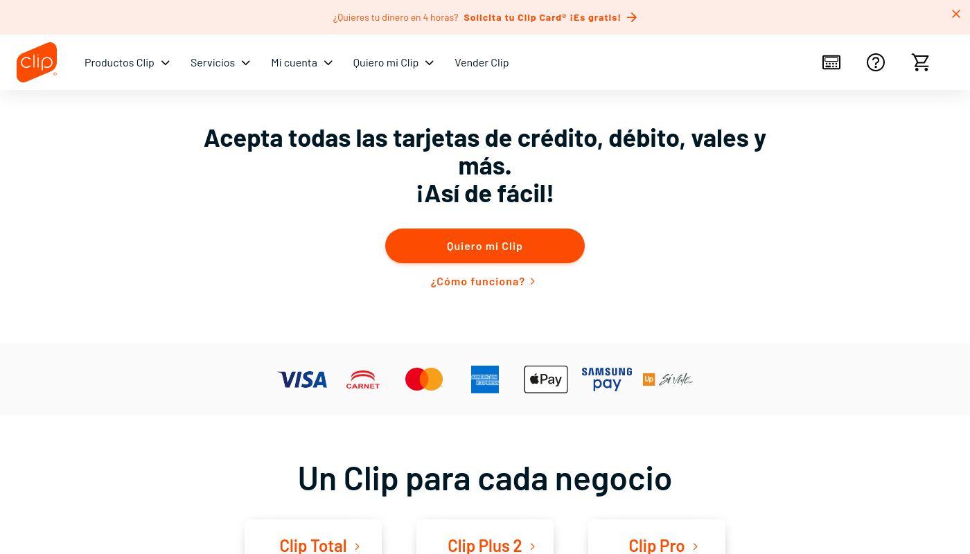4) Clip