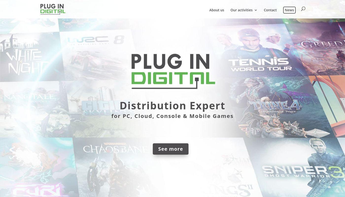 9) Plug In Digital