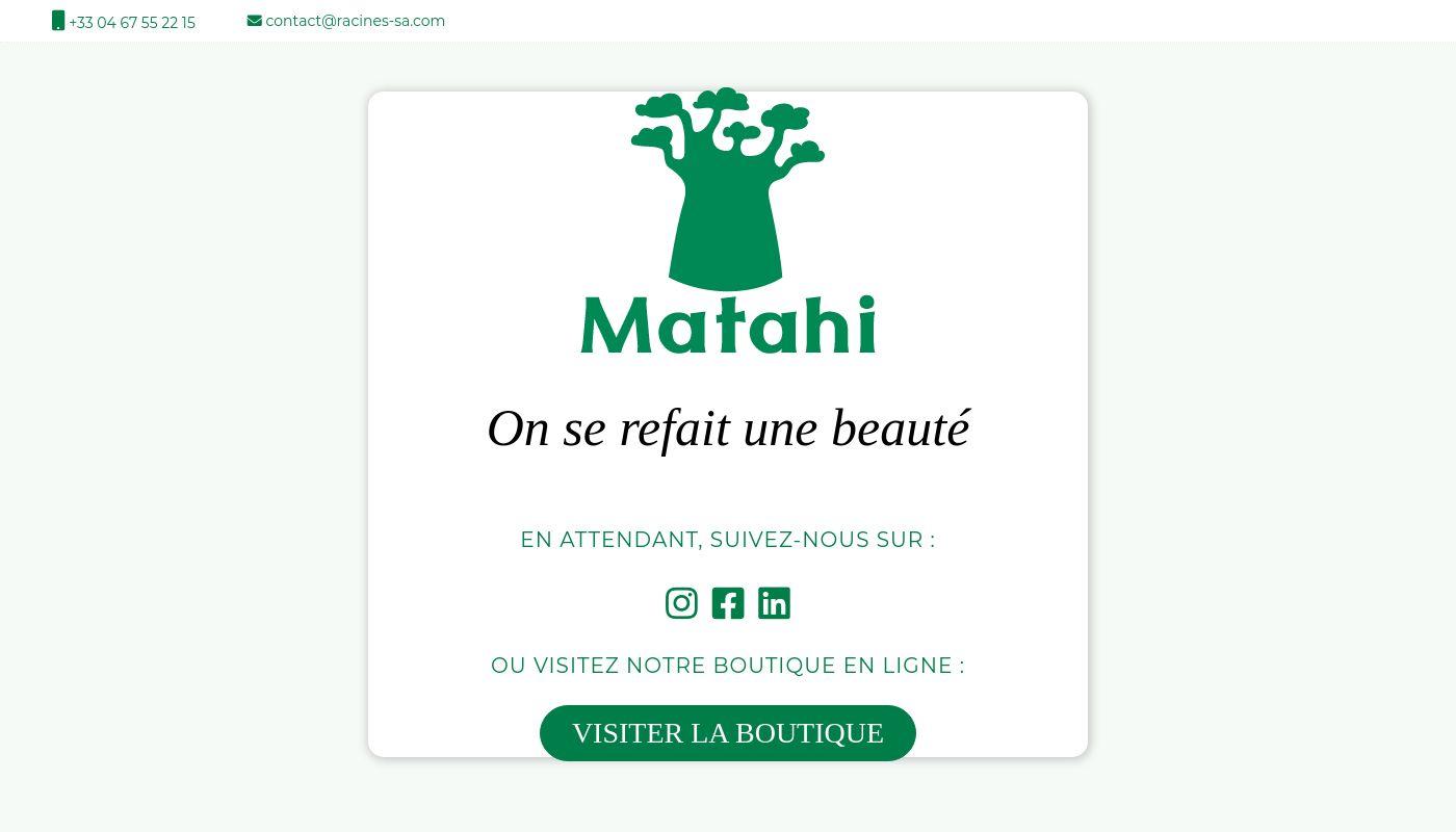19) Matahi