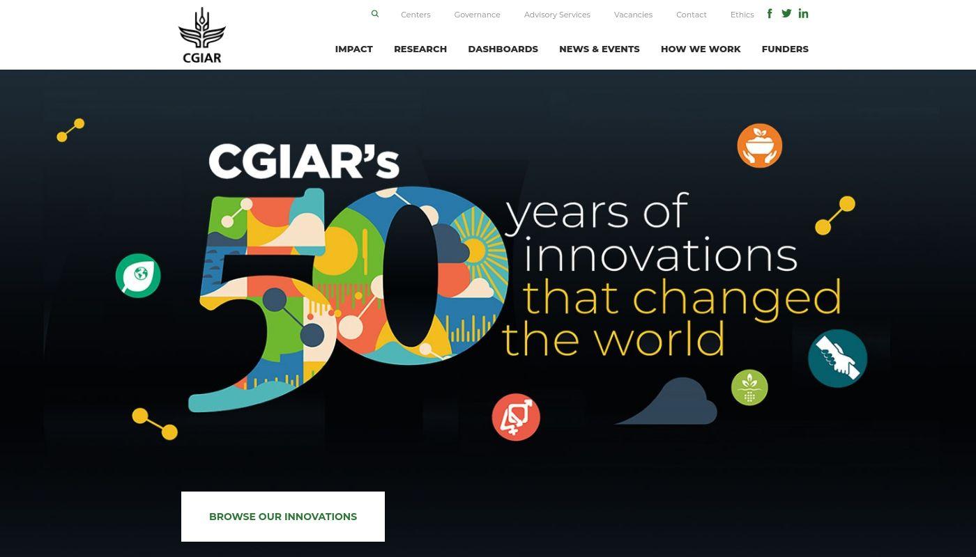 25) CGIAR Consortium
