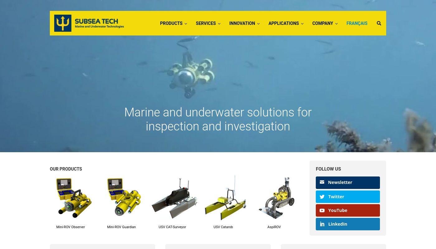 33) Subsea Tech