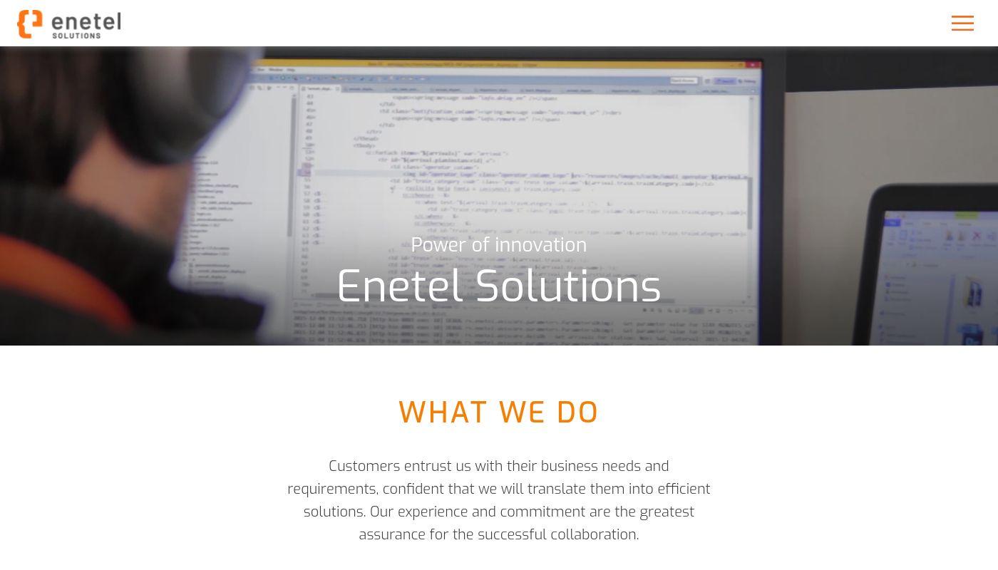 27) Enetel Solutions