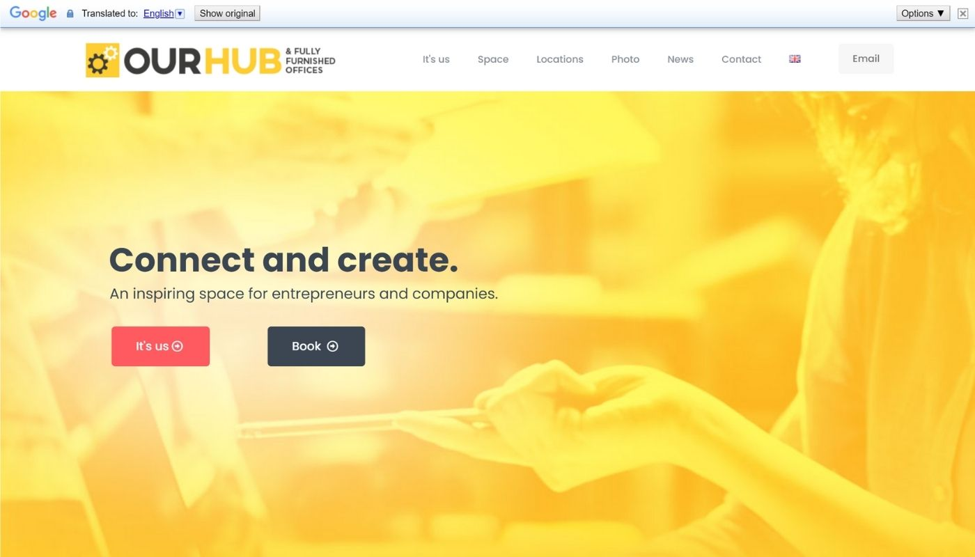 33) OUR Hub