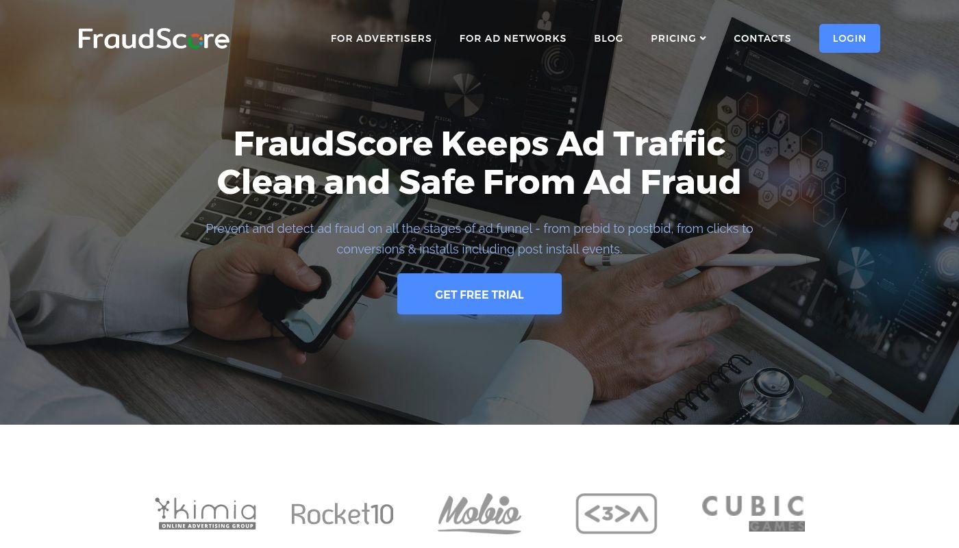 27) FraudScore