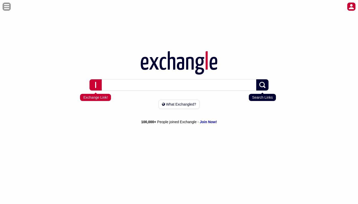 35) Exchangle
