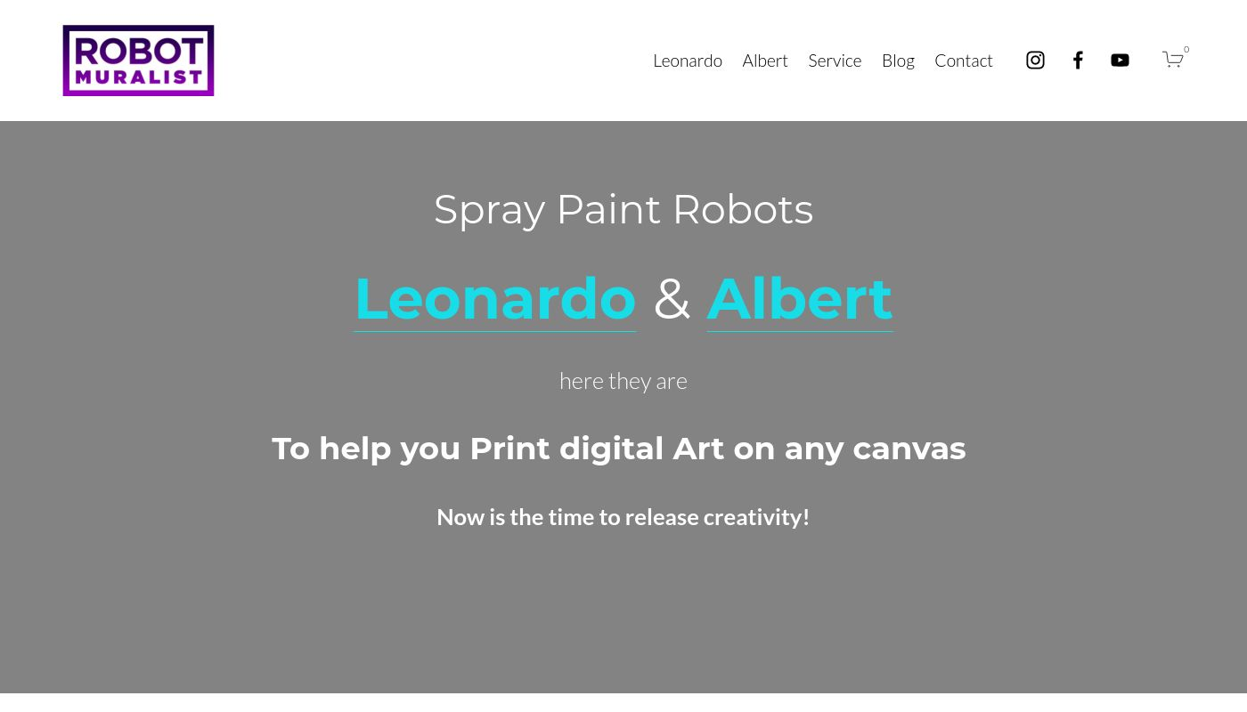 10) Sprayprinter