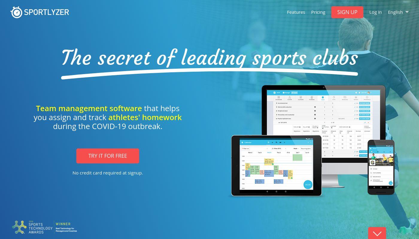 7) Sportlyzer