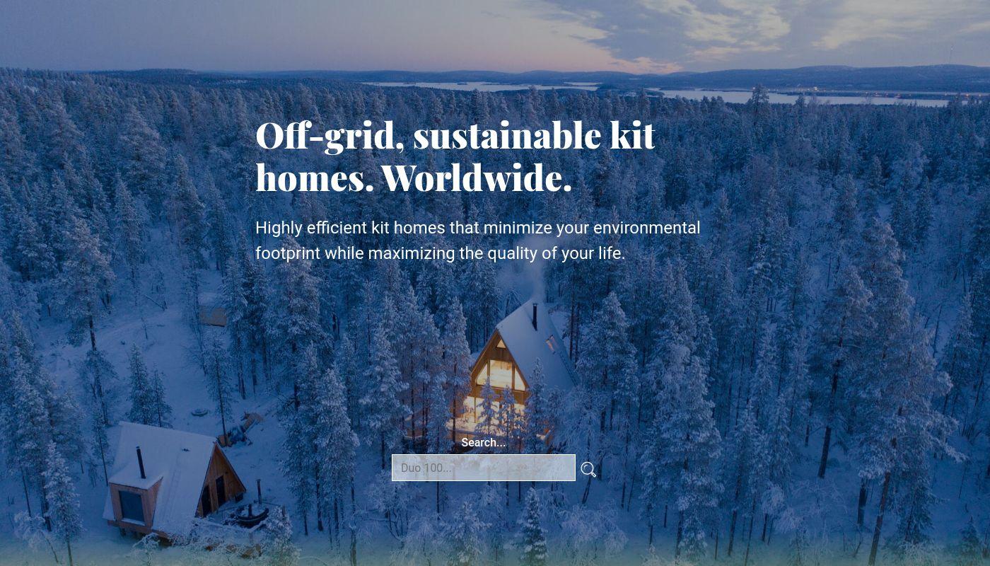 14) AVRAME Kit Homes