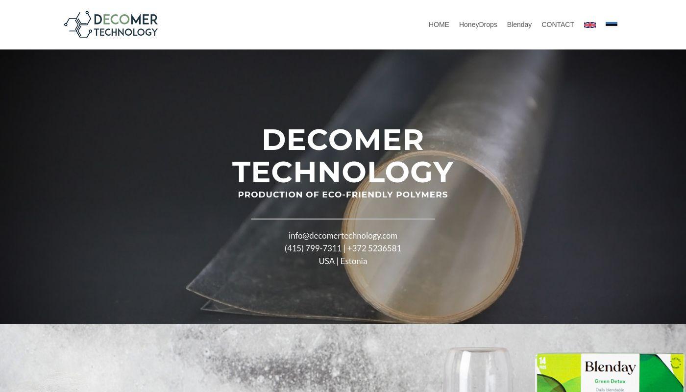 17) Decomer Technology