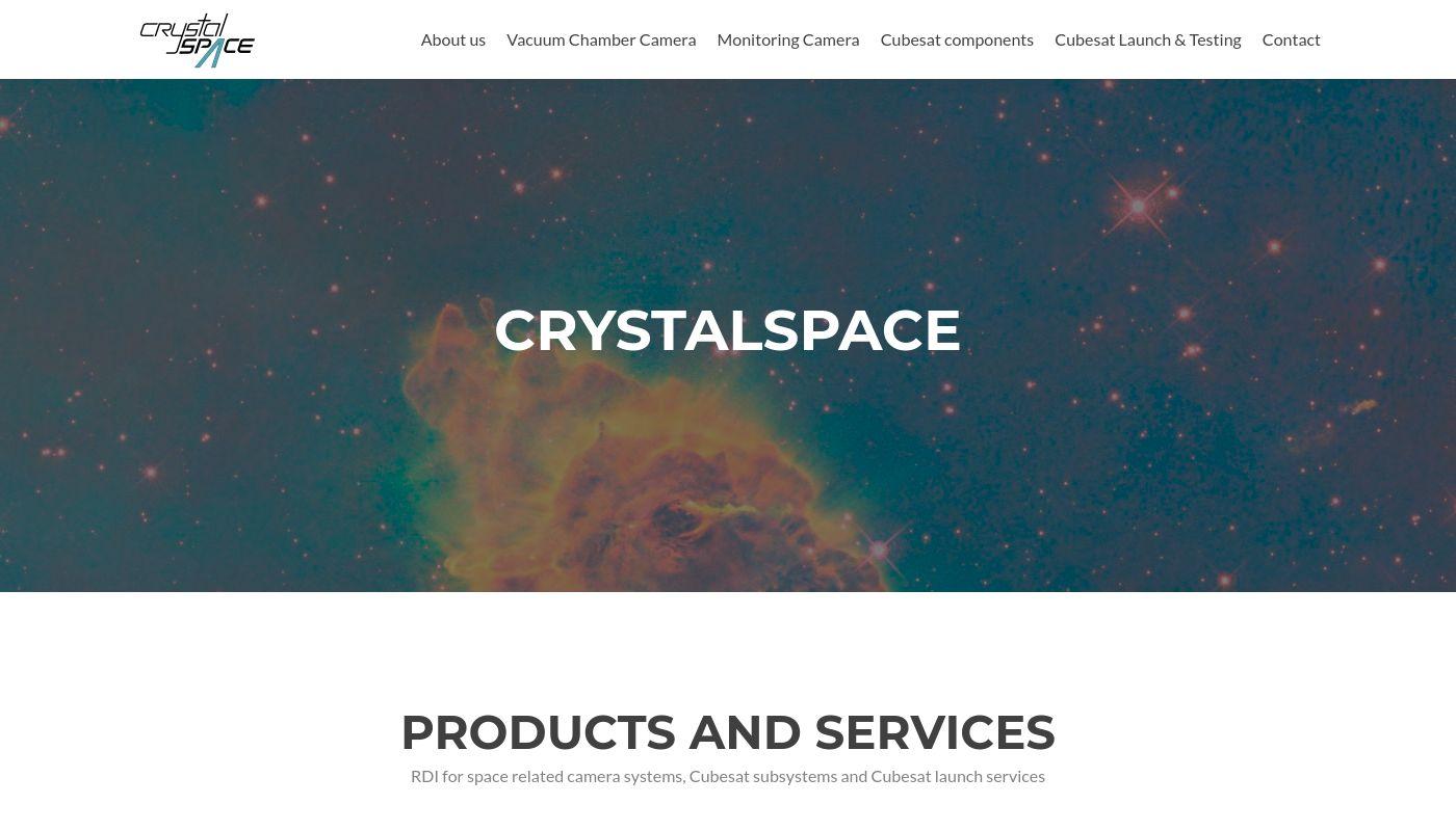 26) Crystalspace