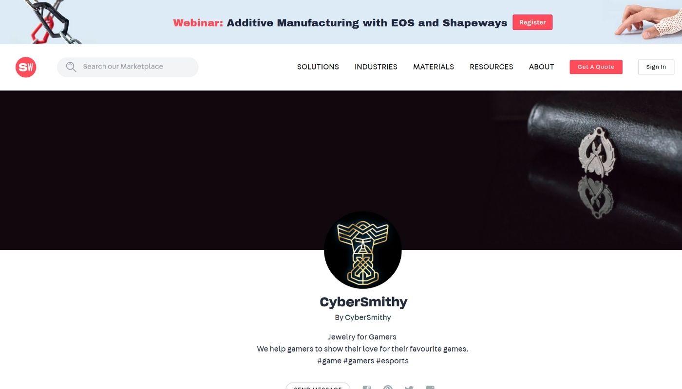 35) CyberSmithy
