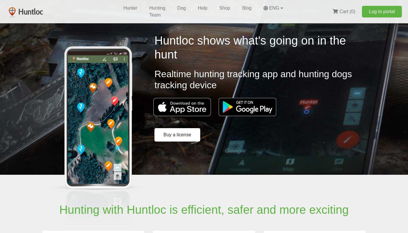 33) Huntloc