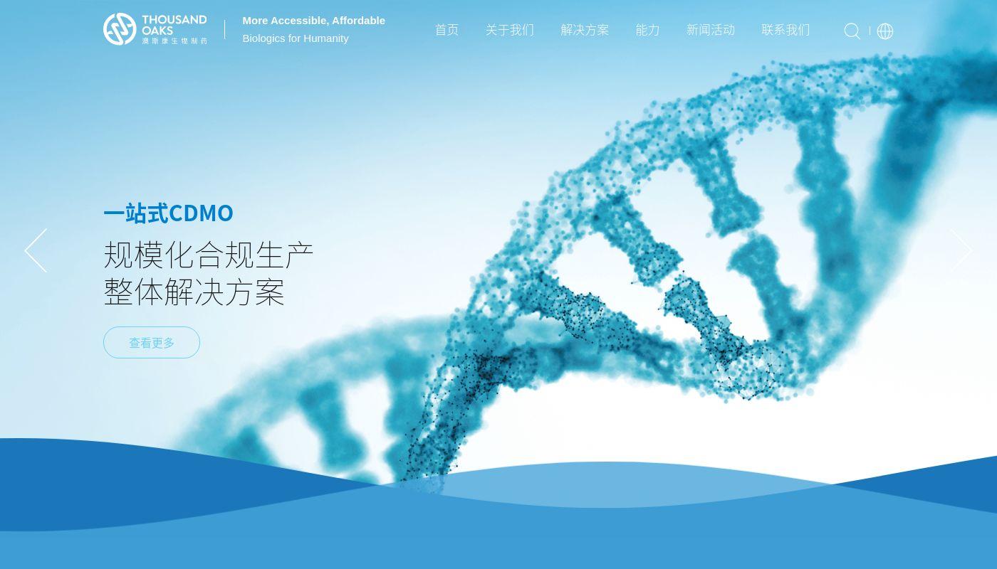 208) Thousand Oaks Biopharmaceuticals