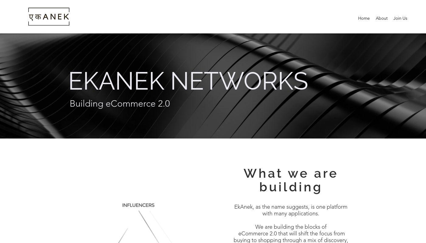 43) EkAnek Networks