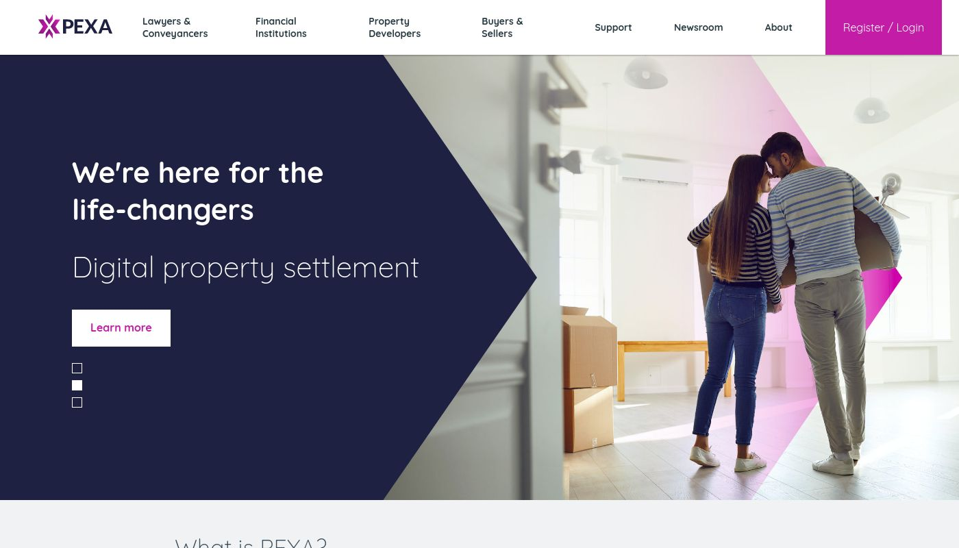 22) Property Exchange Australia (PEXA)