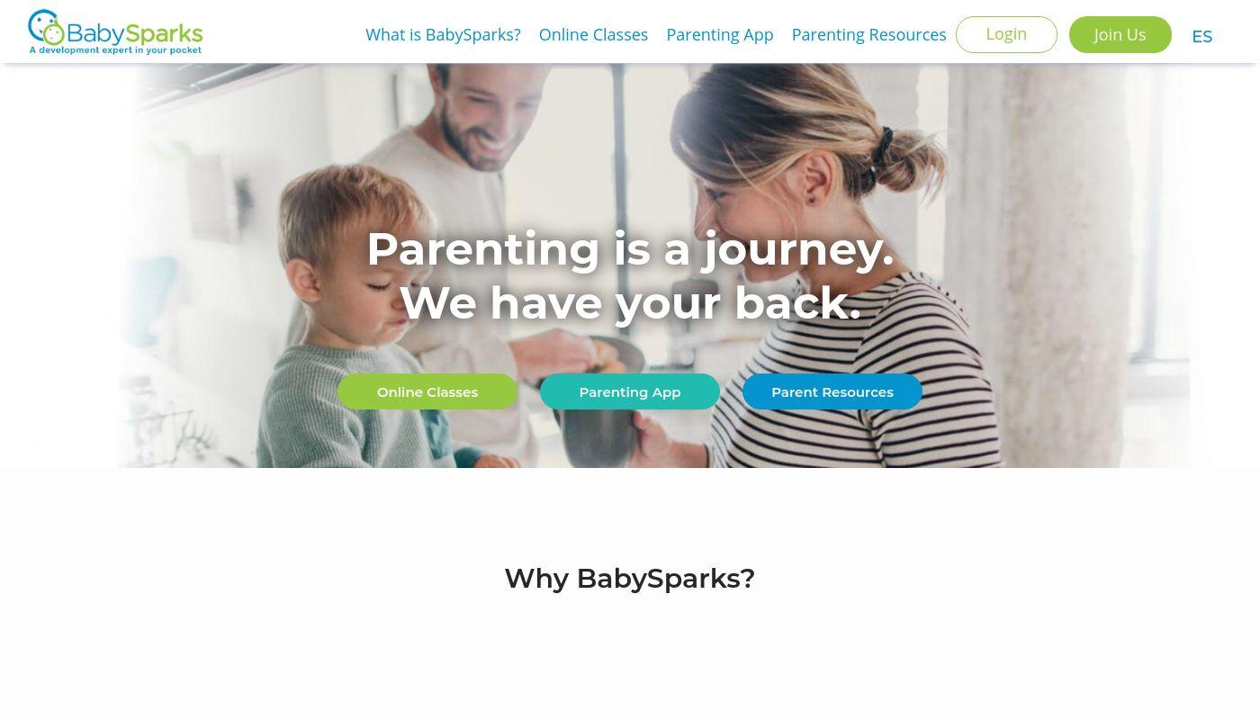 20) BabySparks